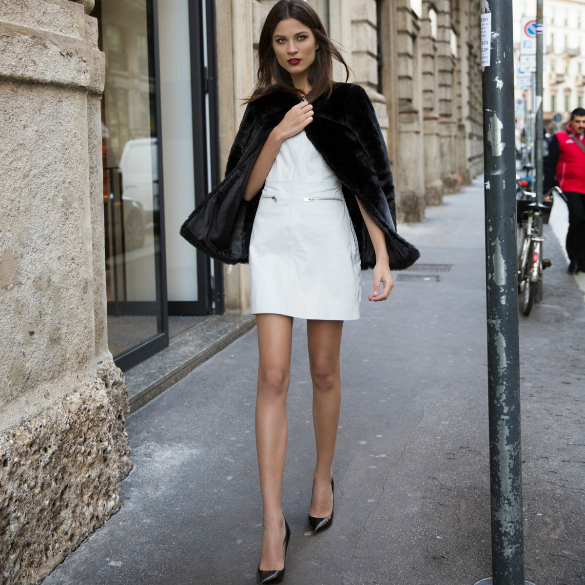 How to Get Supermodel Legs